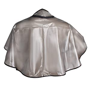 KeyZone Professional Waterproof Hair Dye Cape Rebonding Capes Hot oil Cape Hairdressing Capes For Salon