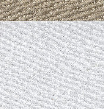 Fredrix Galicia Primed Linen Canvas 54 in. x 6 yd. roll (Single Linen Canvas)