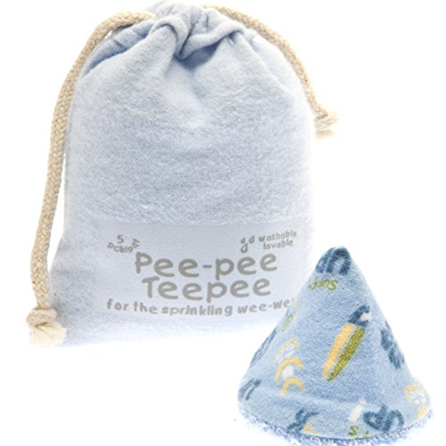Pee-pee Teepee Surfing Blue - Laundry Bag