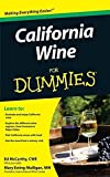 img - for California Wine For Dummies book / textbook / text book