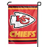 NFL Kansas City Chiefs Garden Flag, 11″ x 15″