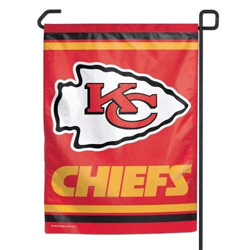"NFL Kansas City Chiefs Garden Flag, 11"" x 15"""