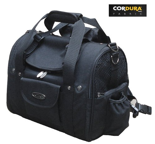 Celltei Backpack-o-Pet - Cordura(R) Black - Small Size by Celltei