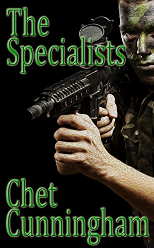 book cover of The Specialist