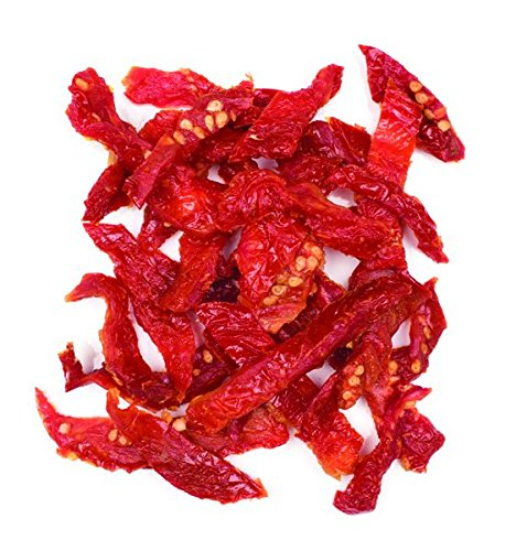 Roland Sun-Dried Tomatoes, Strips, 2.5 - Dried Sun Tomato Marinade