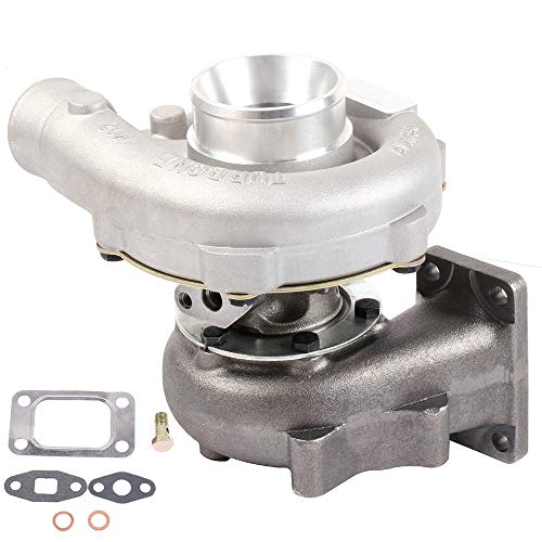 OCPTY Turbocharger Fits 1994-2001 Acura Integra 1990-2015 Honda Civic 1993-1997 Honda Civic del Sol 88-91 Honda CRX 90-01 Honda Prelude SDD-TBCT04E63 Automotive Replacement Engine Turbo Turbocharger ()