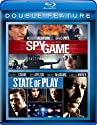 Spy Game  /  State of Play (2 Discos) [Blu-Ray]<br>$509.00