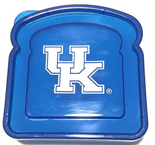 Boelter University of Kentucky Wildcats Lunch Box Sandwich Container - Kentucky Wildcats Lunch