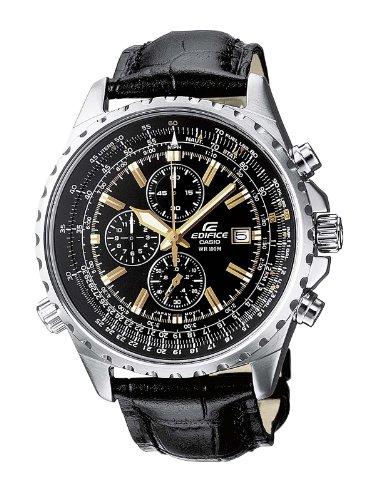 Casio Edifice Herren-Armbanduhr Chronograph Quarz EF-527L-1AVEF