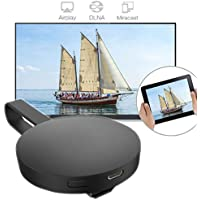 TraderPlus Wireless WiFi Display Dongle, 1080P HDMI TV Miracast DLNA Airplay Receiver Screen Mirror Adapter for iOS/Android / Windows/Mac