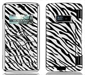 Zebra Print Skin for LG enV2 enV 2 Phone