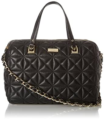 Kate Spade New York Sedgewick Place Kensey Satchel Black One Size