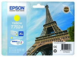 Epson Ink Yellow Pages 2.000, T7024 C13T70244010 (Pages 2.000)