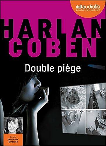 Amazon Fr Double Piege Livre Audio 1 Cd Mp3 Harlan