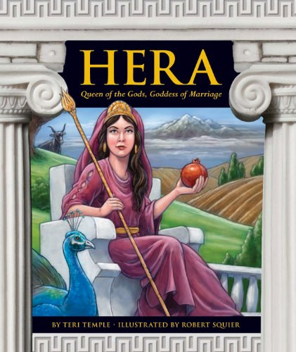 Hera: Queen of the Gods, Goddess of Marriage (Greek Mythology) -