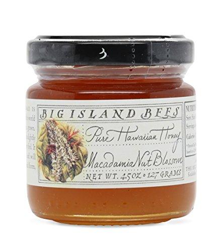 BIG ISLAND BEES Honey Macadamia Nut, 4.5 OZ ()