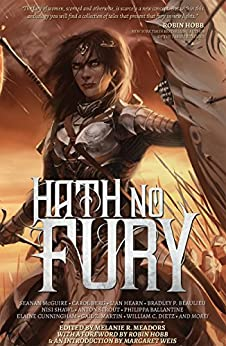 Hath No Fury (An Outland Entertainment Antholoyg) by [Hobb, Robin]