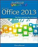 Microsoft Office 2013, Elaine Marmel, 1118517687