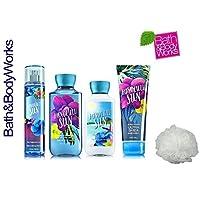 Bath & Body Works HONOLULU SUN Deluxe Gift Set Lotion ~ Cream ~ Fragrance Mist ~...