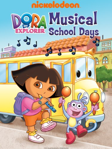 DVD : Dora's Musical School Days