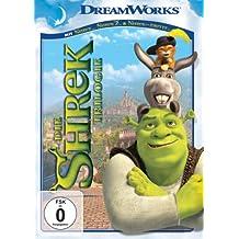 Shrek 1-3 - Trilogie [3 DVDs] Shrek 1-3 - Trilogie
