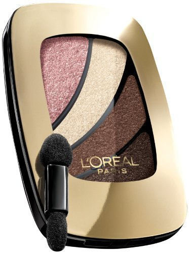 L'Oreal Paris Colour Riche Shadow Quads, Good Luck Charm, 0.17 Ounce (Pack of 2)