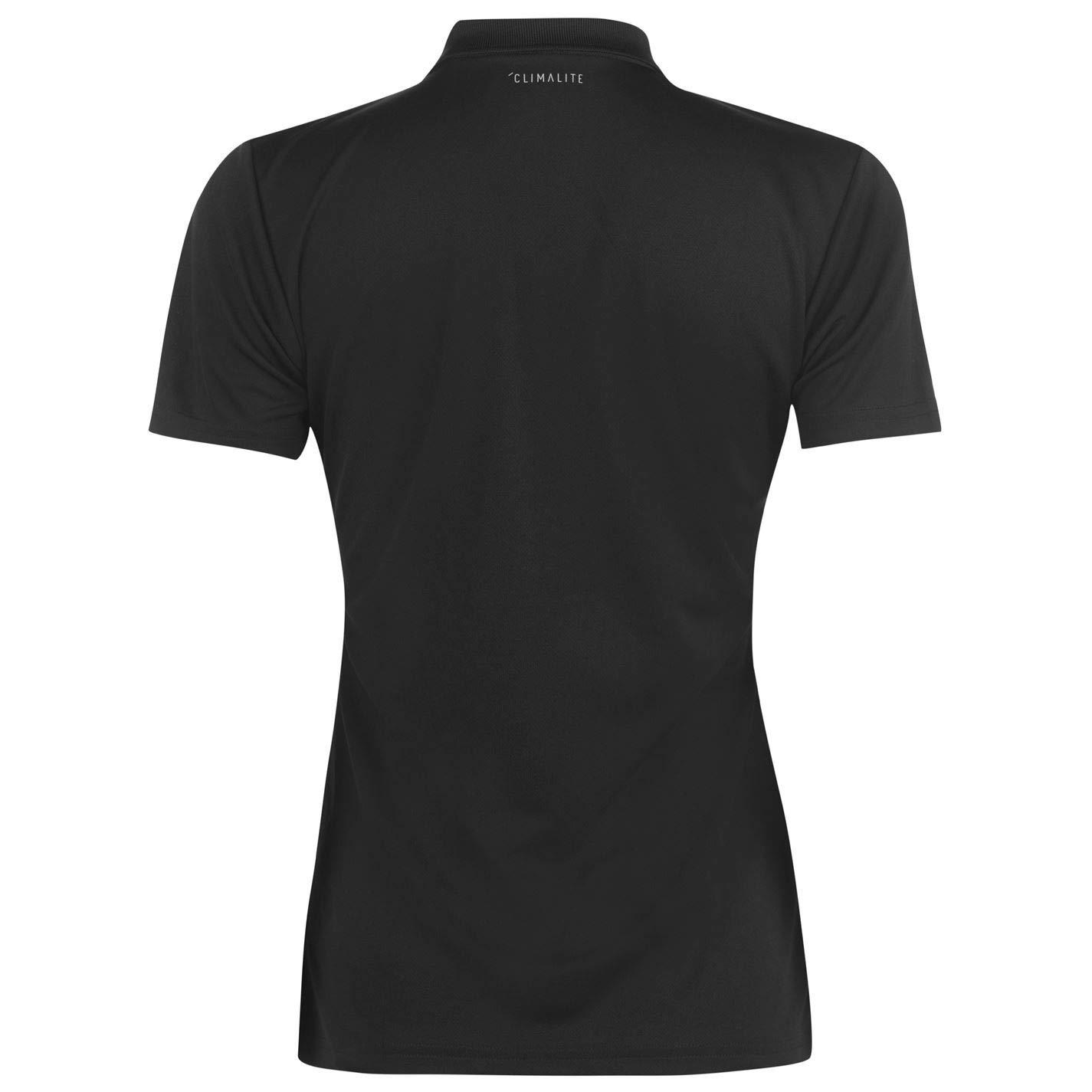 adidas AJ3221 Polo Femme adidas Club Polo T-Shirt Femmes S Noir ... 609543674379