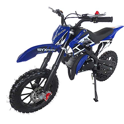 SYX MOTO- Best 50cc 2 Stroke Dirt Bike