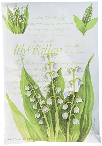 Willowbrook Fresh Scents Scented Sachet - Lily of the Valley