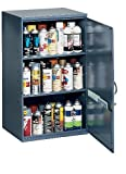 Durham 056-95 Gray Cold Rolled Steel Utility Cabinet, 19-7/8