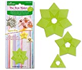 Clover Bow Maker Pack of 3 - Small Size Good Crafted Handmade Gift and DIY Ideas