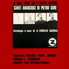 Various - Canti Anarchici 1