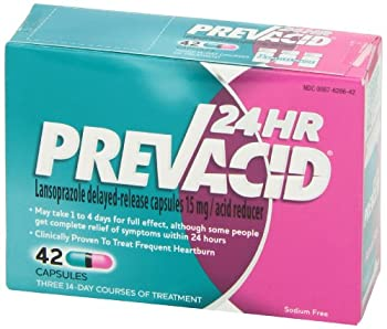 Prevacid 24hr Caps 42-count 9