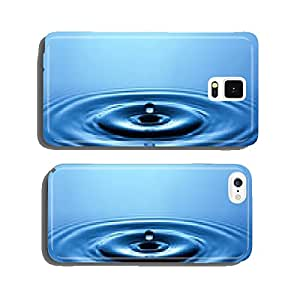 water drop cell phone cover case Samsung S6
