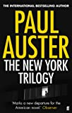 Front cover for the book The New York Trilogy by Paul Auster