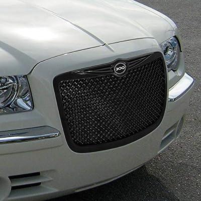 Rxmotor 300 300C Front Grille Grill B Logo Emblem Gel Sticker Replacement (300): Automotive