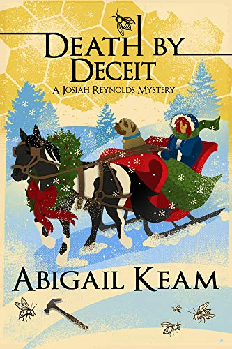 Death By Deceit: A Josiah Reynolds Mystery 13 (A humorous cozy with quirky characters and Southern angst) by [Keam, Abigail]
