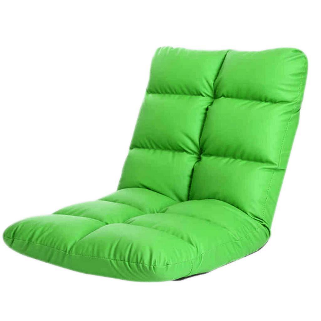 AMINSHAP Lazy Sofa Single Tatami Plegable Sillones de Estilo ...