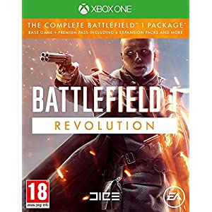 Battlefield 1 Revolution (Xbox One) UK IMPORT REGION FREE