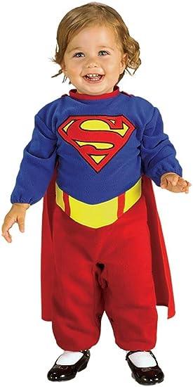 Disfraz de Supergirl para bebé - 6-12 meses: Amazon.es: Ropa y ...