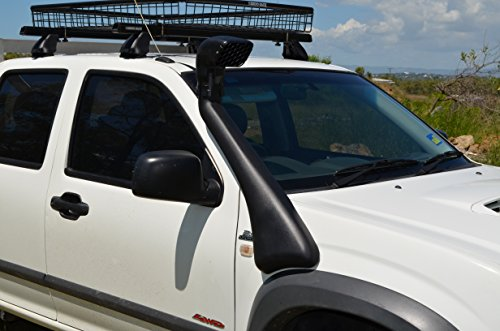 Dobinsons 4x4 Snorkel Kit for Isuzu D-Max and Holden Rodeo from 2008 to 2011 with 3.0L Tdi