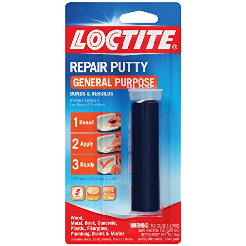 Loctite 1999131 Multi Purpose Repair Putty, 2 (Mighty Putty)