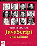 img - for Professional JavaScript 2nd Edition by Nigel McFarlane (2001-10-03) book / textbook / text book