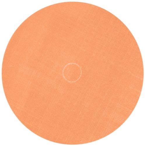 Aluminum Oxide Orange 3M Trizact Hookit Film Disc 268XA Pack of 100 5 Diameter A5 Hook and Loop Attachment