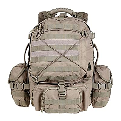Sac à dos Cougar 45L Coyote - Ares