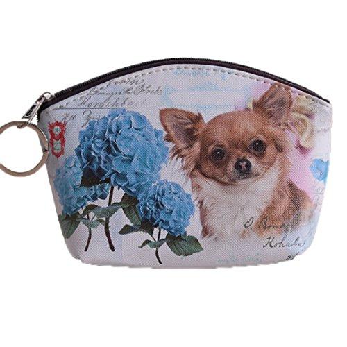 YABINA Print Zipper Purse Wallets product image