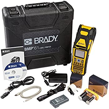 Brady BMP61 Portable Handheld Label Printer