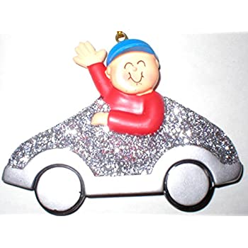 Amazon.com: Male Boy My First Car or 1st License Christmas ...