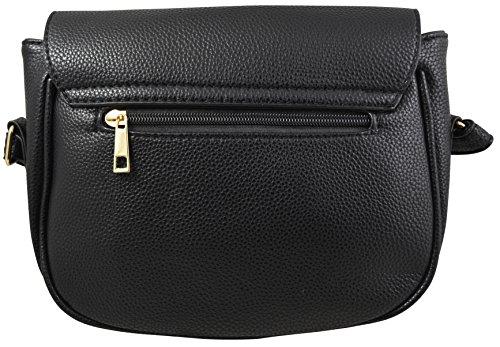 Boho Pebble Clutch Bag Leather Saddle Purse Bohemian Small Black Crossbody Vegan YqIOUU