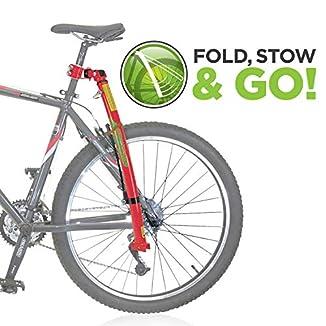 Trailgator Barra de remolque para bicicleta de niño 3